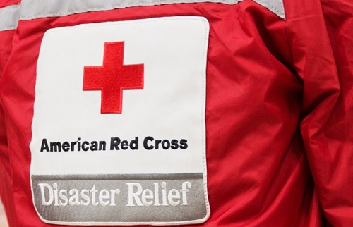 American Red Cross In Disaster Relief