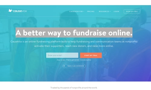 Crowdfunding for Nonprofits