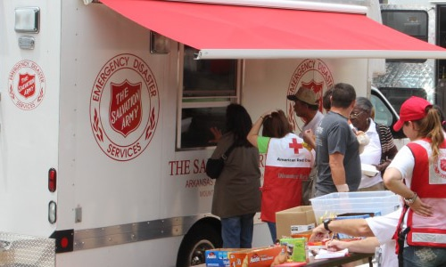 Disaster Assistance - Salvation Army