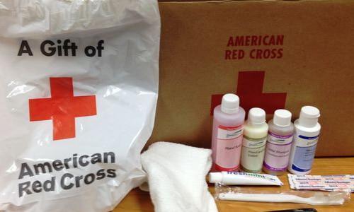 Disaster Comfort kits