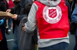 Salvation Army In Disaster Assistance